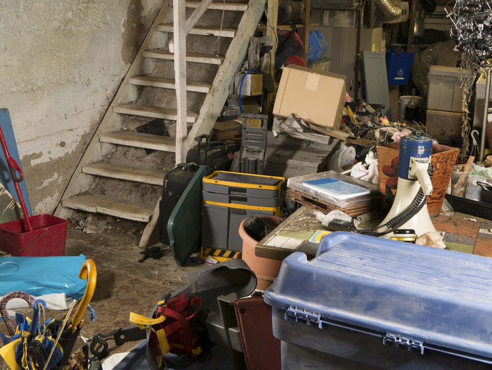 Safety Risk of Hoarding - Hoarding Cleanup in Escondido Can Help